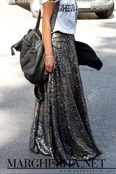 Consigli di stile. Tira fuori il massimo dal tuo abito da sera. Foto Charlotte Mesman
