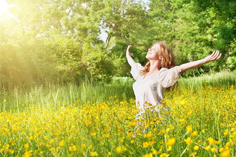 Pelle e allergia al sole