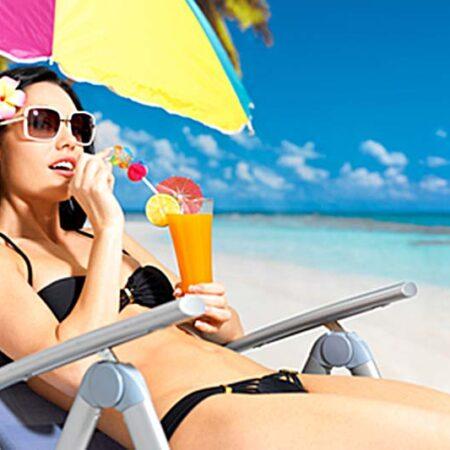 Come idratare la pelle durante le calde giornate estive?