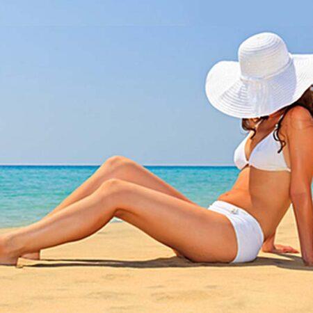 Preparare la pelle al sole. I consigli dell'esperta