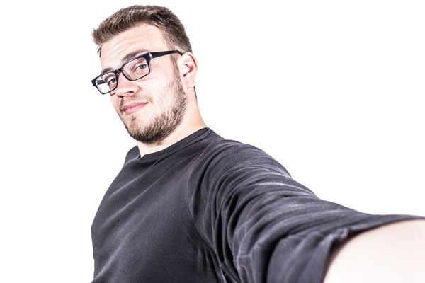 Selfies, uomini e narcisismo...