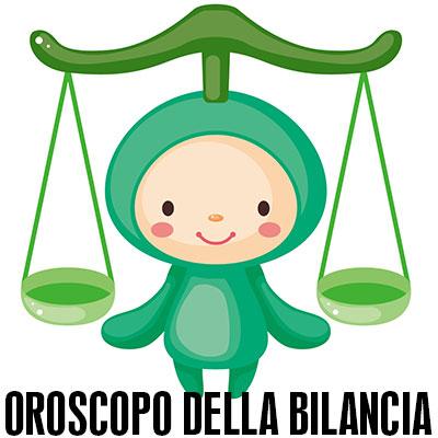 Oroscopo ottobre BILANCIA