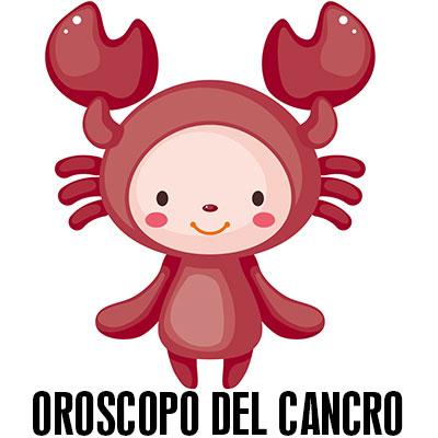 Oroscopo del cancro