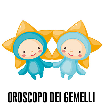 Oroscopo ottobre GEMELLI