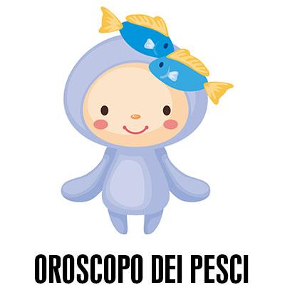 Oroscopo ottobre PESCI