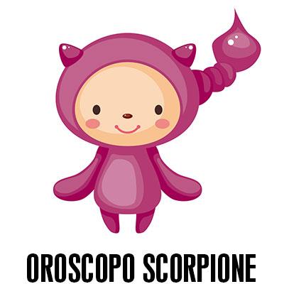 Oroscopo del mese SCORPIONE – Ottobre