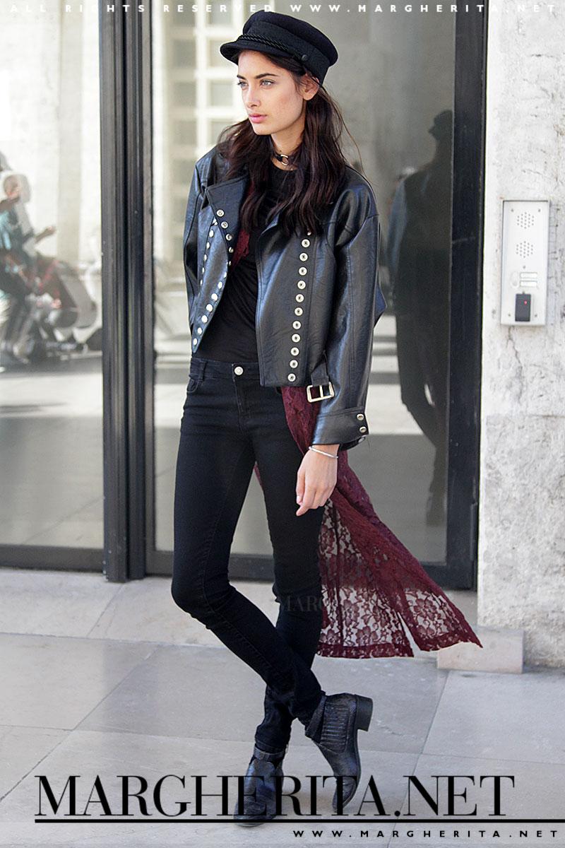 Ispirazione moda. Vestirsi a strati
