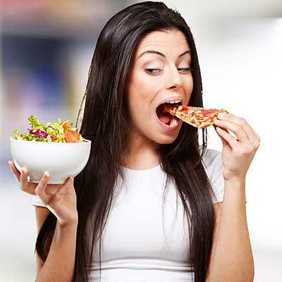 Come mangiare durante i mesi freddi dell'anno?