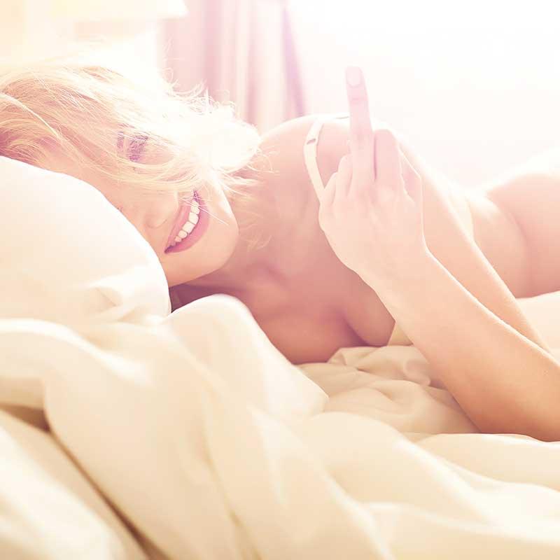 10 motivi sbagliati per andarci a letto