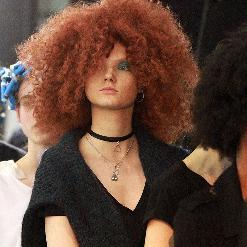 Tendenze capelli: big hair