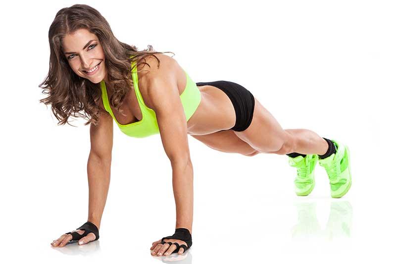 Body weight workout. Muscoli tonici senza pesi e senza palestra