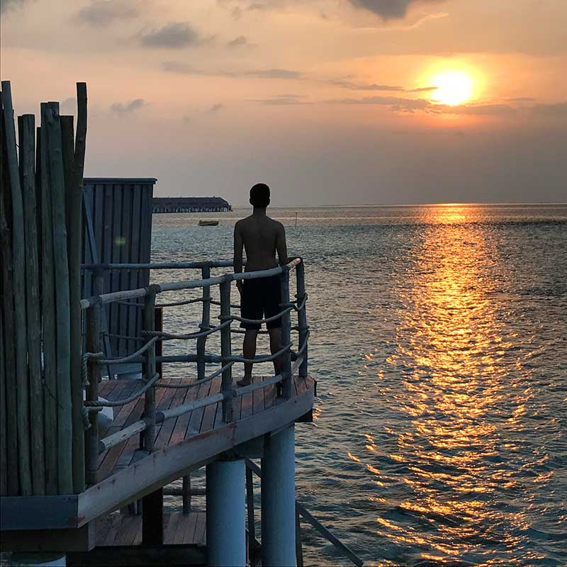 Moofushi, Maldive. Foto Costanza Cristianini