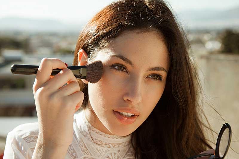 Il make-up per l'estate