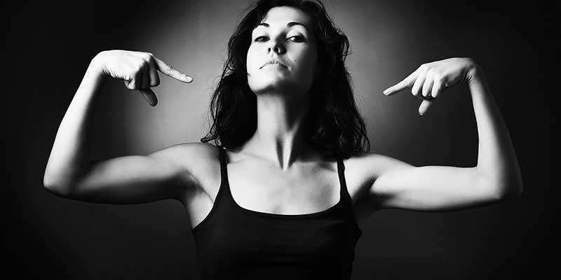 Come snellire le braccia soprattutto nella  parte posteriore (il problema di molte donne)