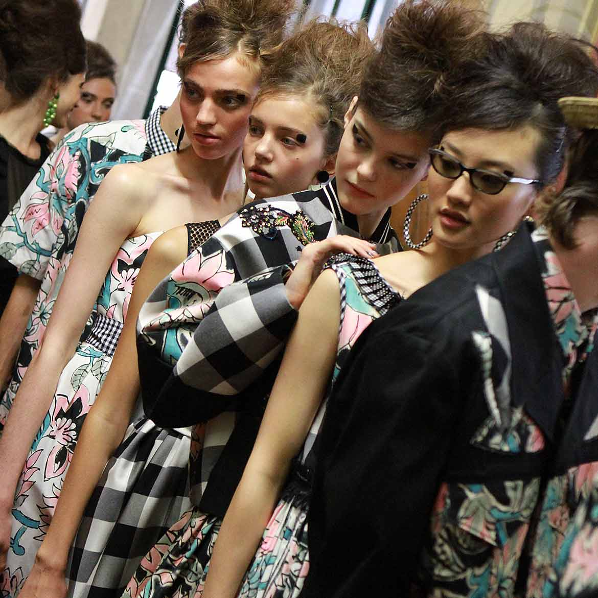 Backstage Antonio Marras Estate 2017- Foto Mauro Pilotto