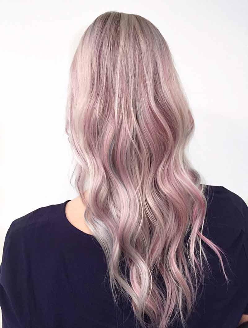 Tendenze colore capelli 2017