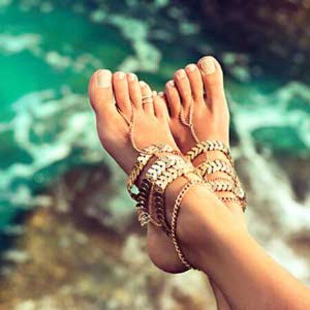 Pedicure, please! Come curare i piedi prima delle vacanze