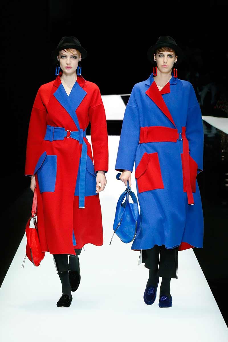 Colori di moda inverno 2017 2018