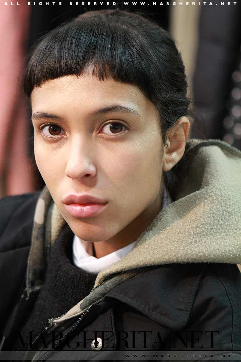 Foto tagli capelli frangia