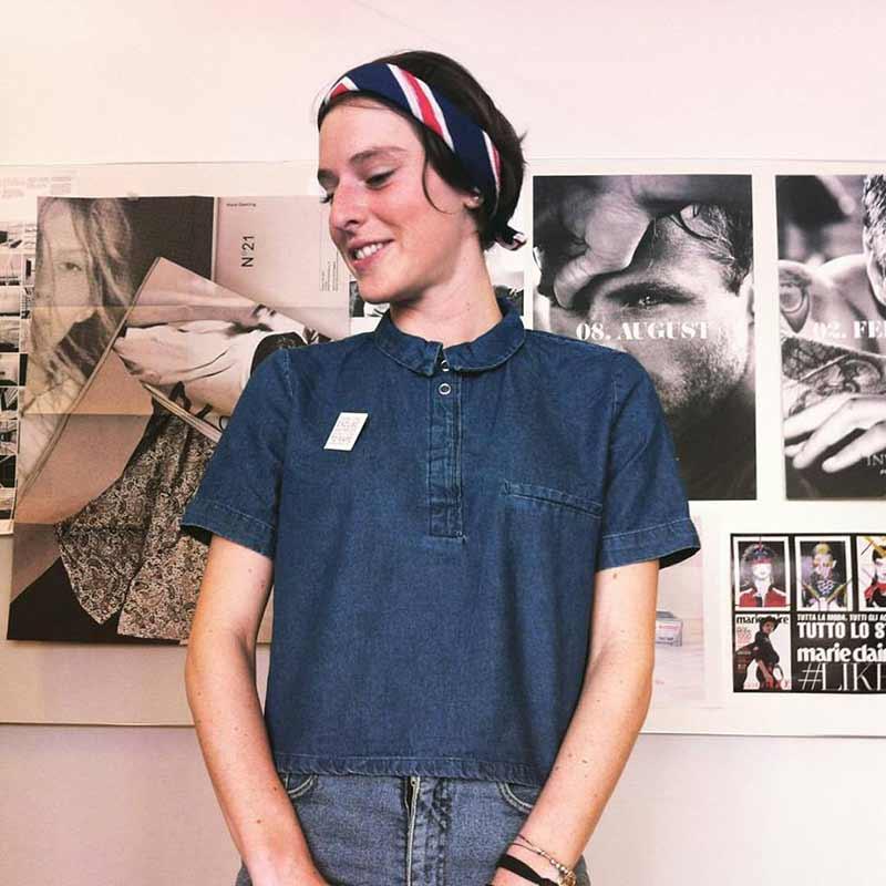 Lavorare nella moda. Gloria Bertuzzi