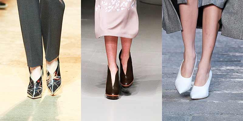 Tendenze scarpe autunno inverno 2017 2018