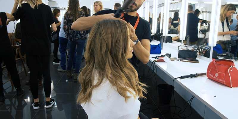 Capelli ricci sexy e moderni con Franco Curletto, hair stylist