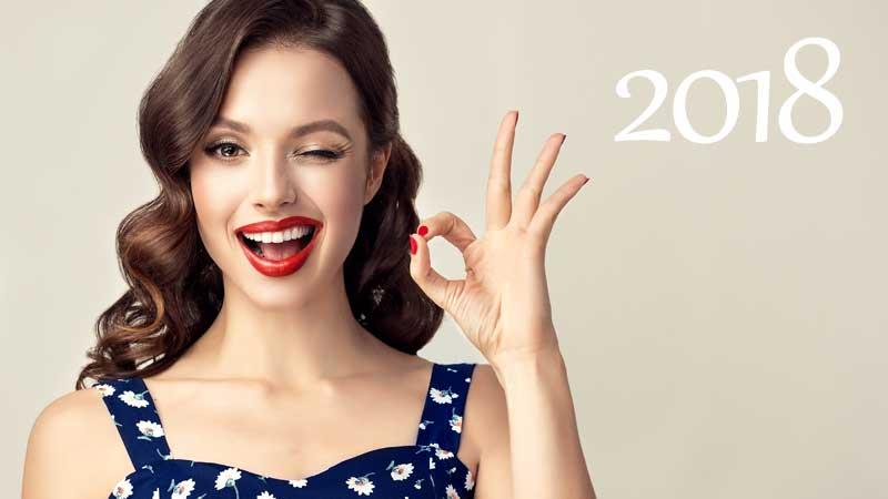 Come organizzare il 2018 prendi in mano la tua vita e crea il tuo anno ideale