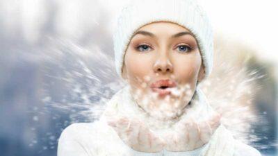 La pelle e il freddo. Come proteggere la pelle dal freddo dell'inverno