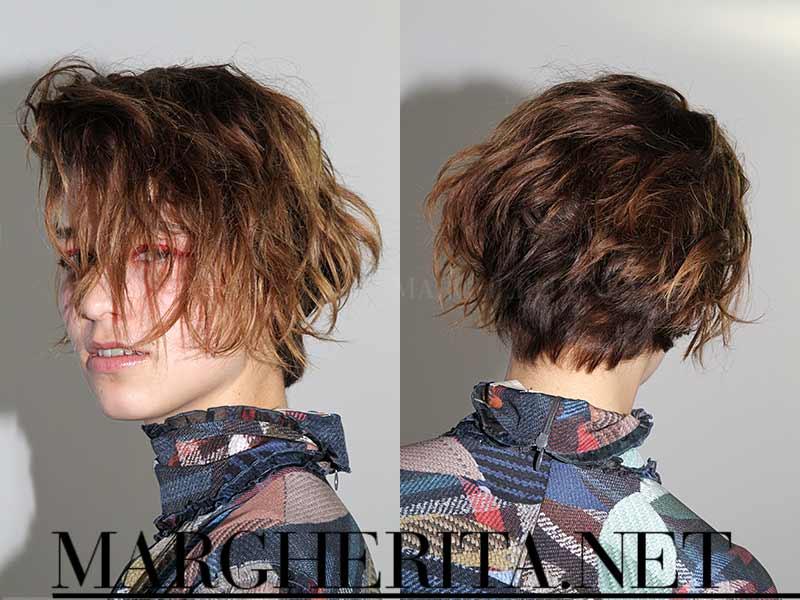Tendenze capelli 2018. Tornano gli anni '80. Acconciature new wave