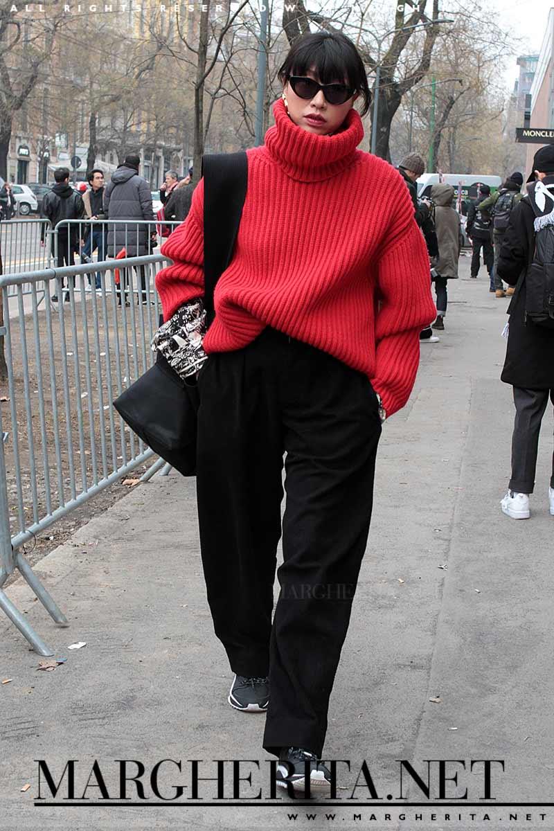 Street style inverno 2018