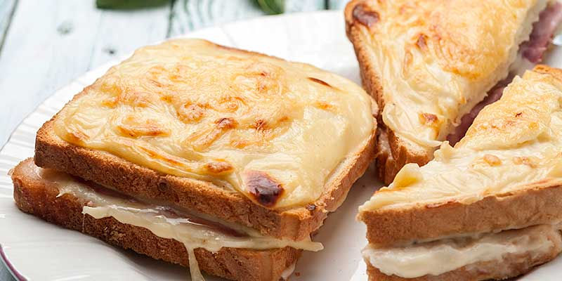 Come si fa il Croque Monsieur
