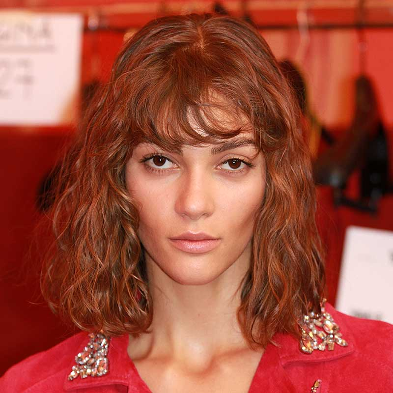 Tendenze capelli. Le acconciature più hot per la primavera e l'estate 2018