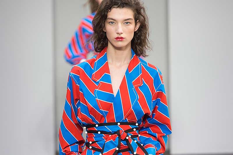 Tendenze moda estate 2018. Le tute intere sono ultra chic! Photo: courtesy of Philosophy by Lorenzo Serafini