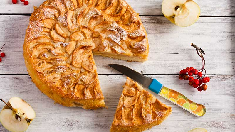 Come si fa la torta di mele