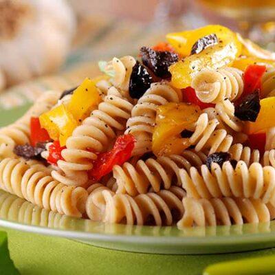 Fusilli alle olive. Le ricette di cucina di Margherita.net