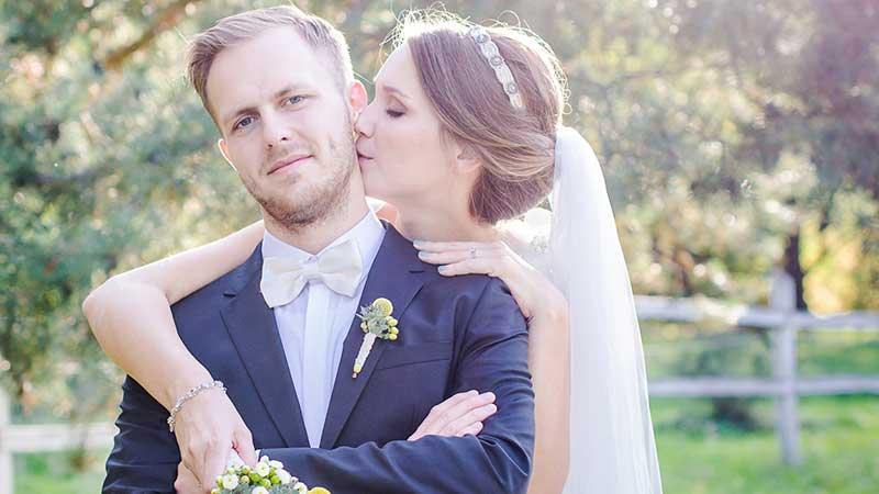 Secondo matrimonio: abito, inviti e lista nozze