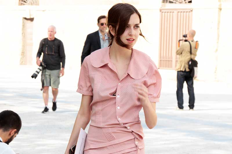 Street style moda. 5 Tendenze moda per l'estate 2018