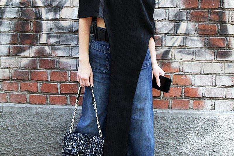 Come vestirsi eleganti con i jeans. I segreti dello street style