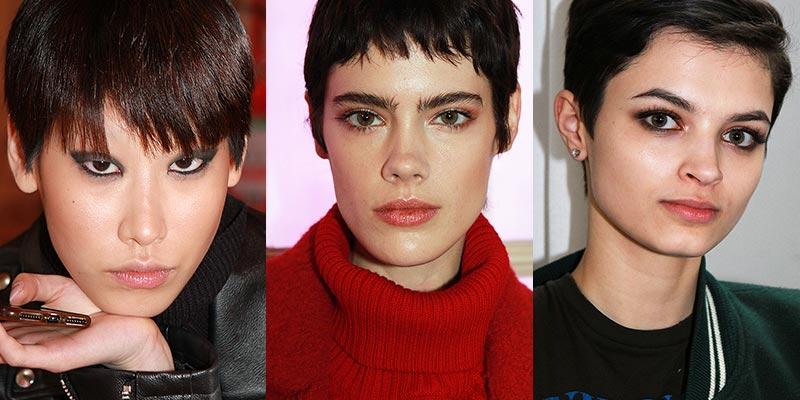 Taglio per capelli corti 2019