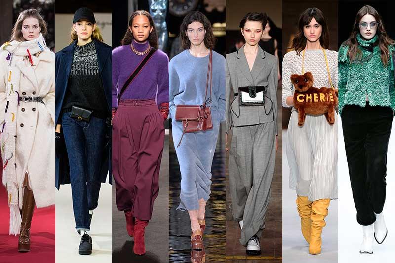 Moda e idee moda autunno inverno 2018 2019