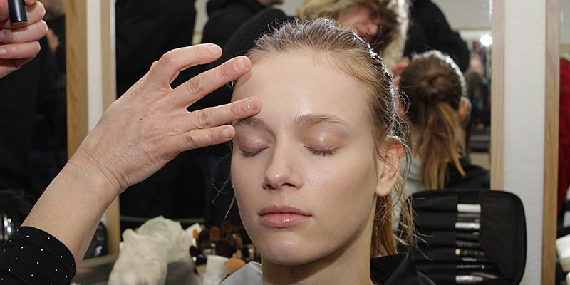 Makeup naturale per l'inverno