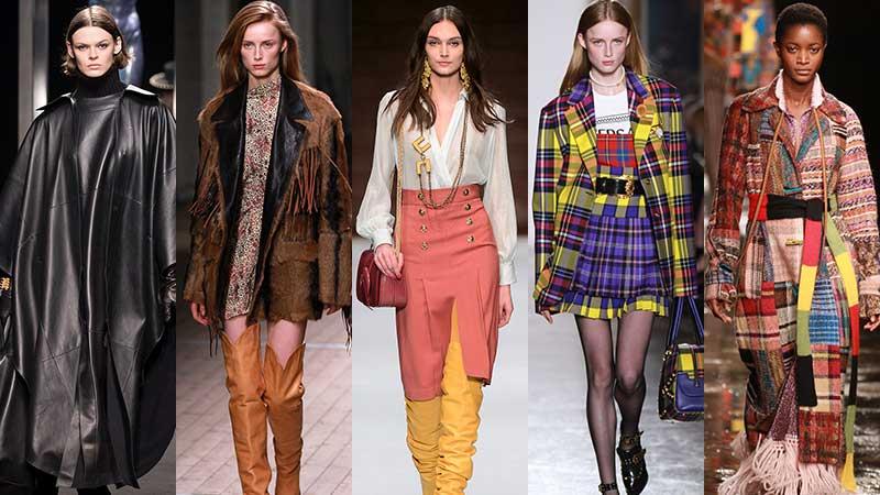 Moda donna autunno inverno 2018 2019, tutte le tendenze
