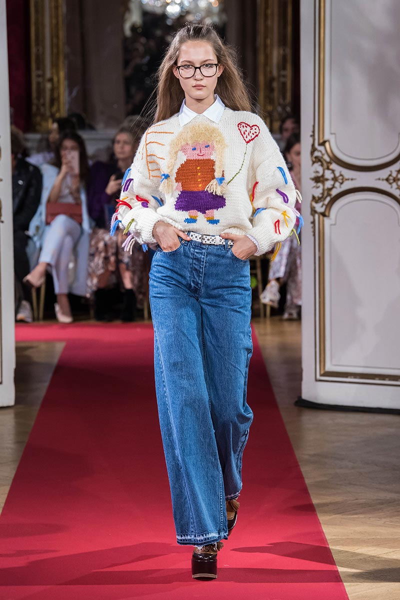 Jeans tendenze autunno inverno 2018 2019