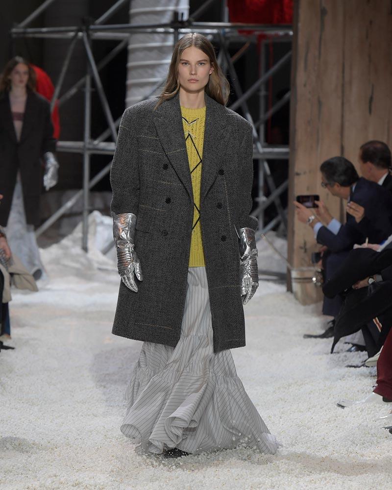 Cappotti invernali e blazer per autunno inverno 2018 2019