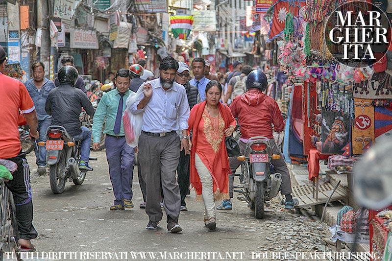 Kathmandu, Nepal. Thamel