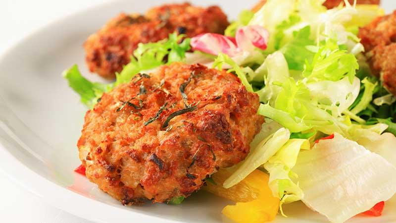 Polpettine vegetariane. Le ricette di cucina di Margherita.net