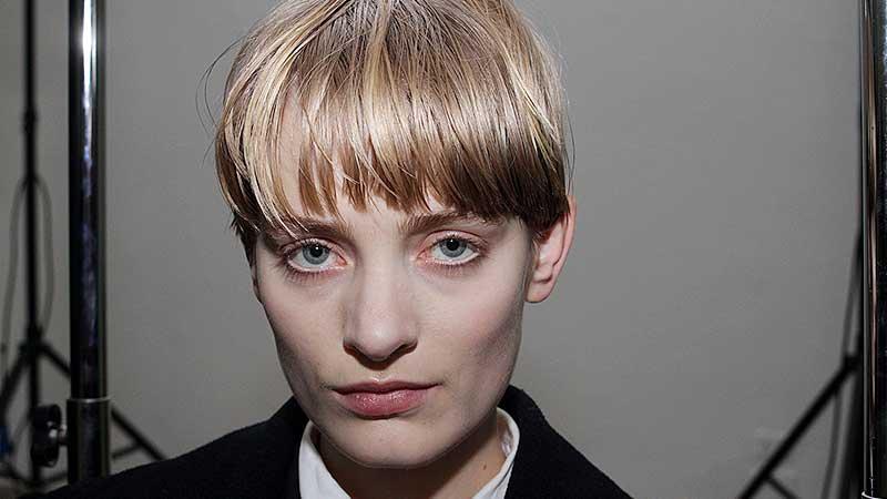 Frange e idee tagli di capelli