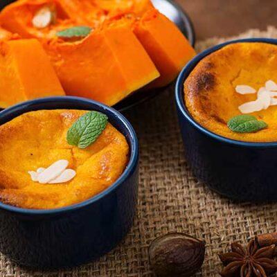 Sformatini di zucca – Le ricette di Halloween
