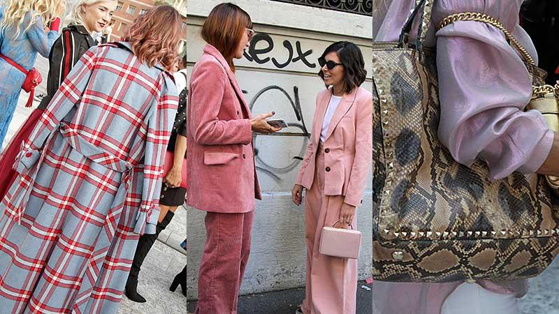 Moda autunno inverno 2018 2019: le tendenze e lo street style