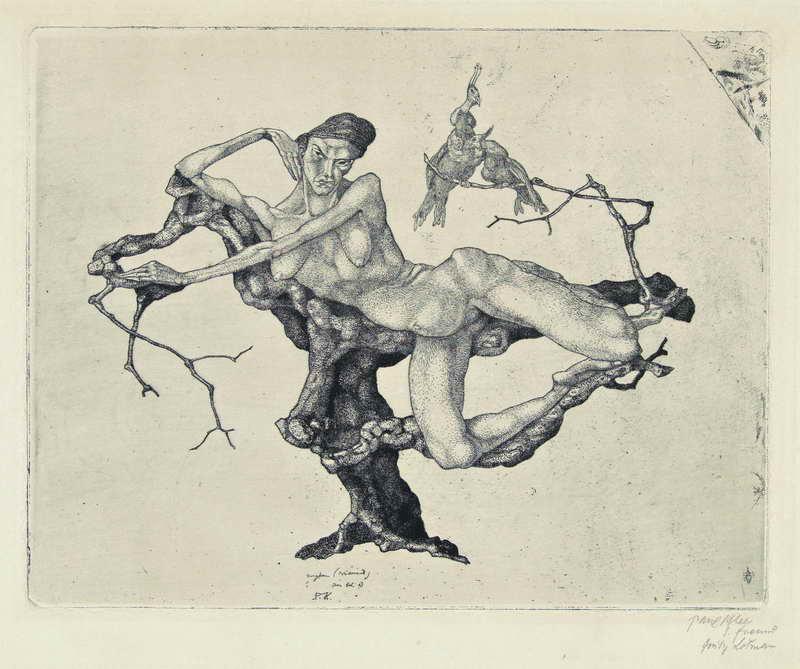 Paul Klee: Vergine sognante - Zentrum Paul Klee - Bern
